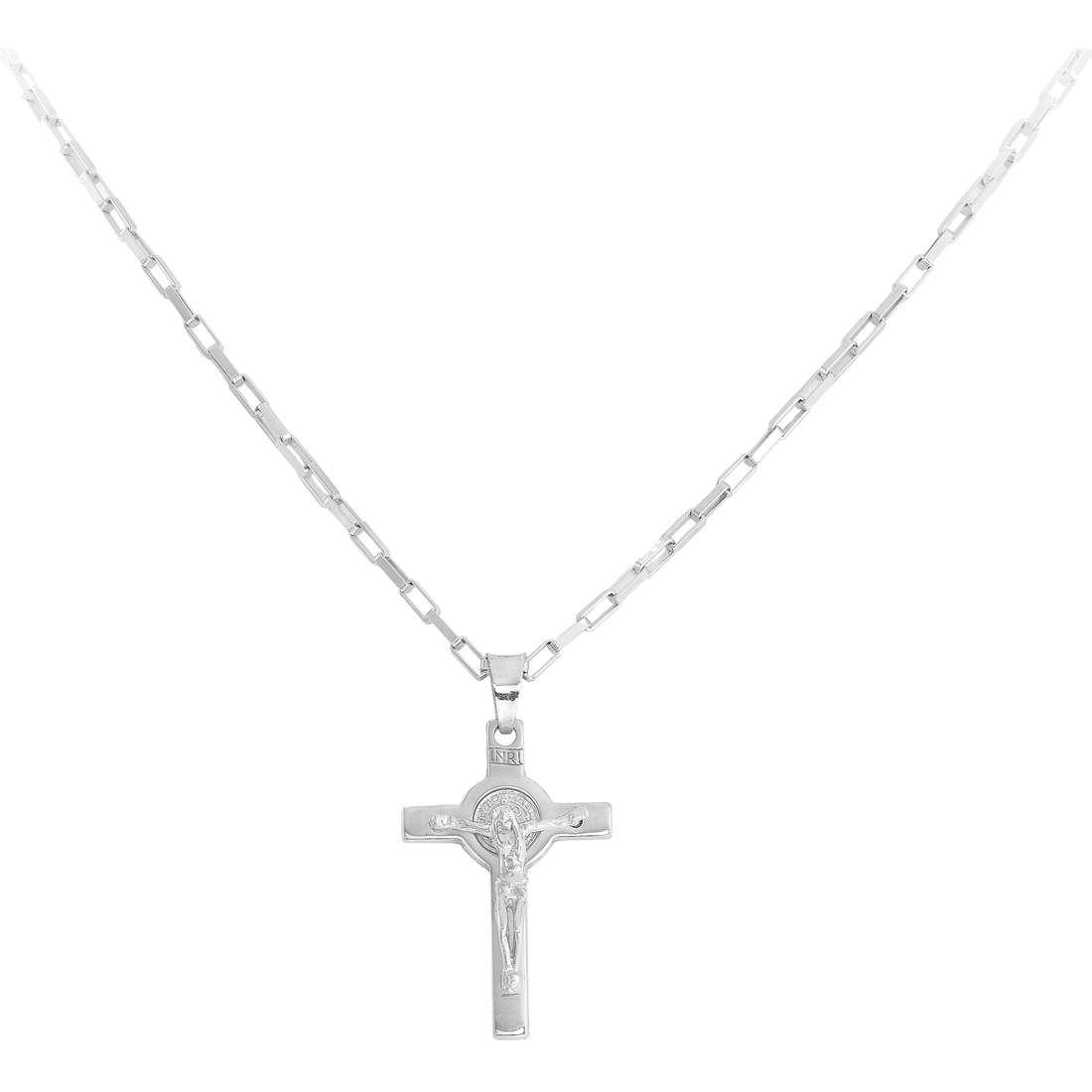 collier unisex bijoux Amen CRUO