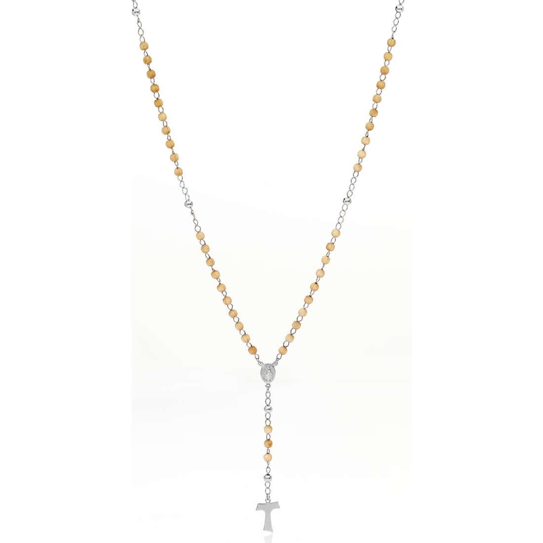 collier unisex bijoux Amen CTABLB4