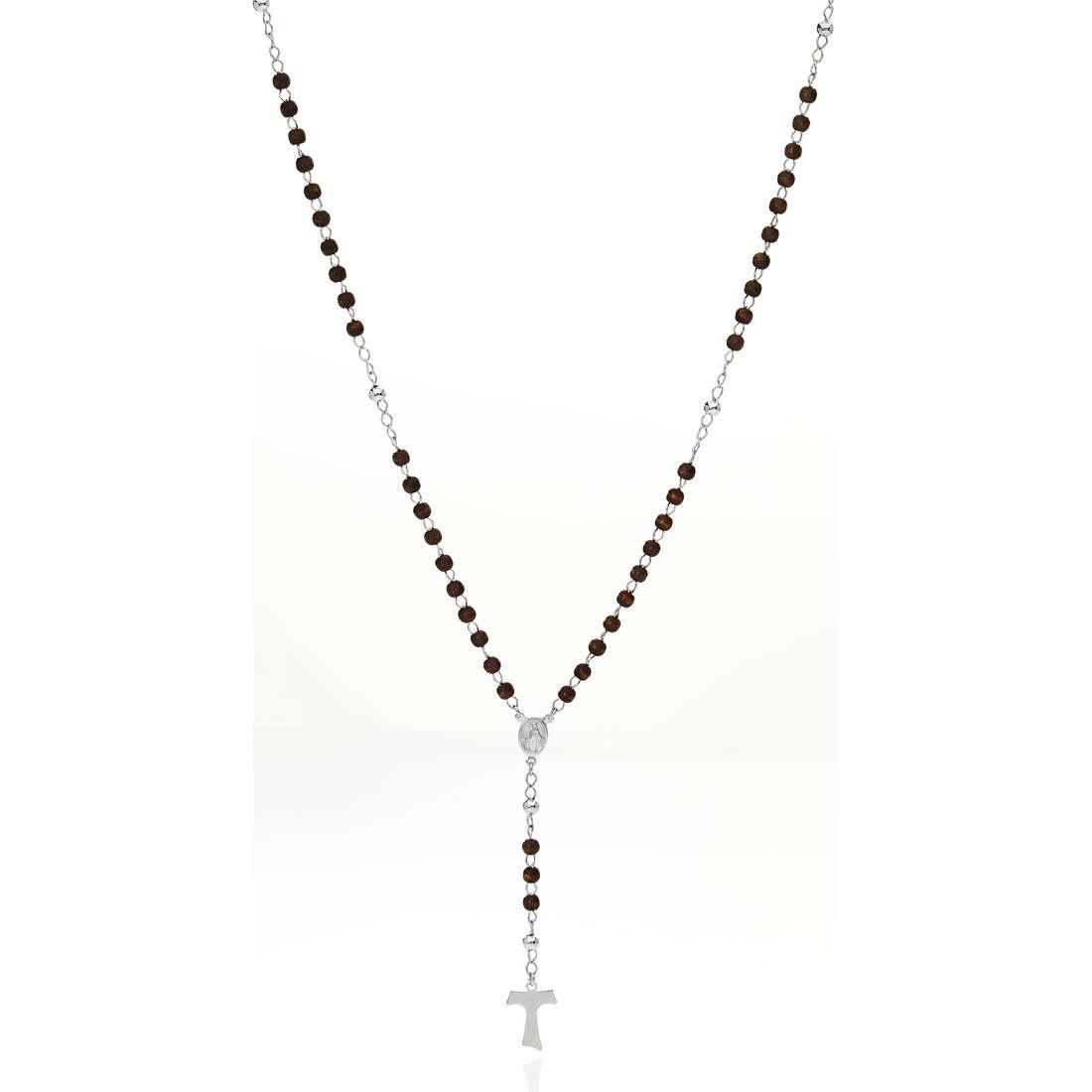 collier unisex bijoux Amen CTABLM4