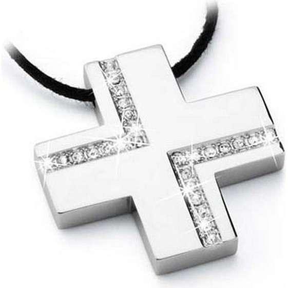 collier unisex bijoux Brosway BTP03