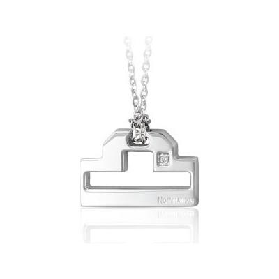 collier unisex bijoux Nomination Signs 111301/007