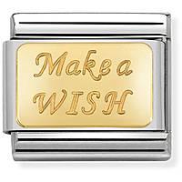 componibile donna gioielli Nom.Composable Engraved 030121/43