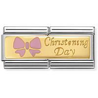 componibile donna gioielli Nom.Composable Engraved 030720/04
