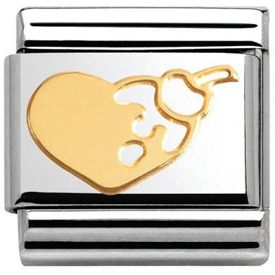 componibile unisex gioielli Nom.Composable 030162/04