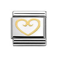 componibile unisex gioielli Nom.Composable 030279/12