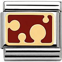 componibile unisex gioielli Nom.Composable 030284/05