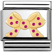 componibile unisex gioielli Nom.Composable 030285/27