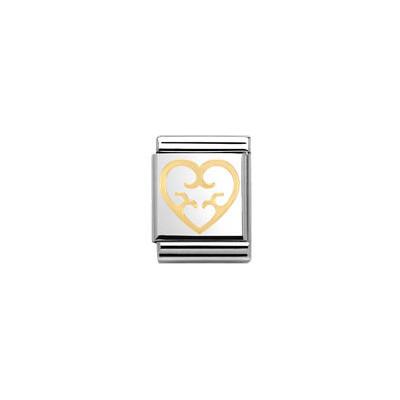 componibile unisex gioielli Nom.Composable 032115/13