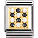 componibile unisex gioielli Nom.Composable 032314/11