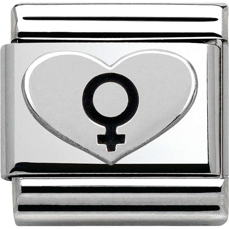 componibile unisex gioielli Nom.Composable 330101/08