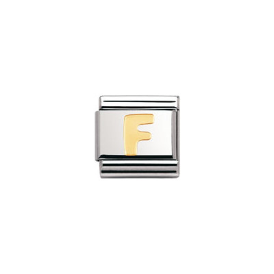 componibile unisex gioielli Nomination Composable 030101/06