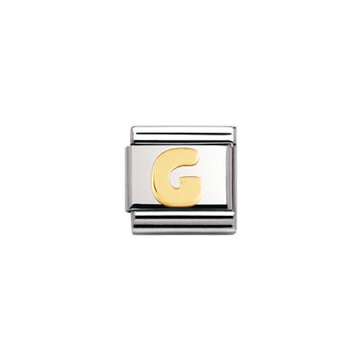 componibile unisex gioielli Nomination Composable 030101/07