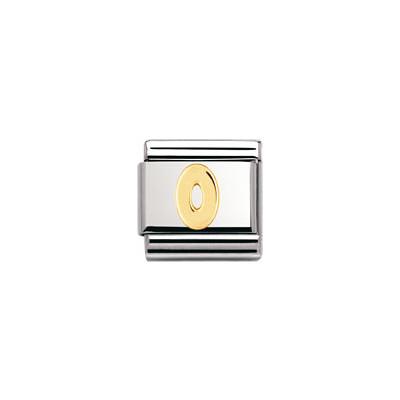 componibile unisex gioielli Nomination Composable 030102/00