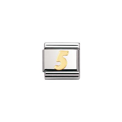 componibile unisex gioielli Nomination Composable 030102/05
