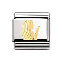 componibile unisex gioielli Nomination Composable 030104/06