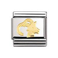 componibile unisex gioielli Nomination Composable 030104/10