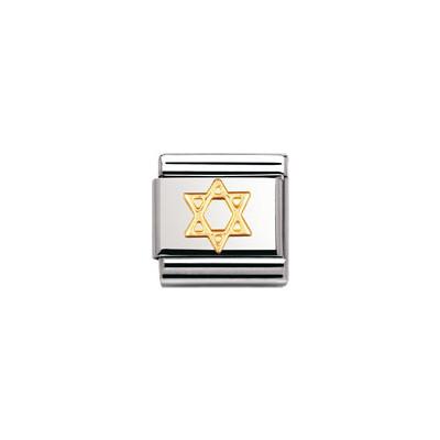 componibile unisex gioielli Nomination Composable 030105/05