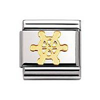 componibile unisex gioielli Nomination Composable 030106/14