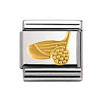 componibile unisex gioielli Nomination Composable 030106/24