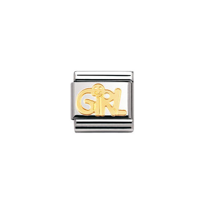 componibile unisex gioielli Nomination Composable 030107/03