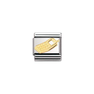 componibile unisex gioielli Nomination Composable 030108/11