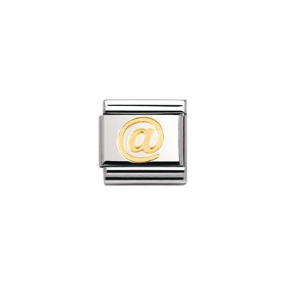 componibile unisex gioielli Nomination Composable 030108/12