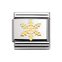 componibile unisex gioielli Nomination Composable 030109/14