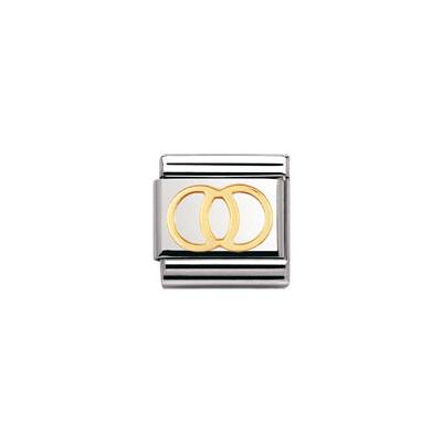 componibile unisex gioielli Nomination Composable 030109/21