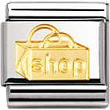 componibile unisex gioielli Nomination Composable 030109/22