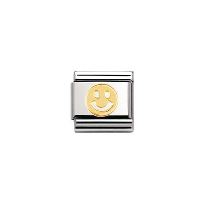 componibile unisex gioielli Nomination Composable 030110/06