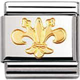 componibile unisex gioielli Nomination Composable 030110/10