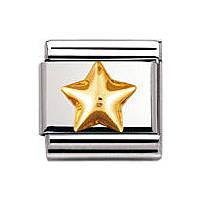 componibile unisex gioielli Nomination Composable 030110/12