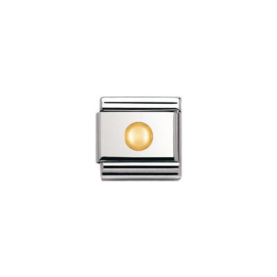 componibile unisex gioielli Nomination Composable 030110/14