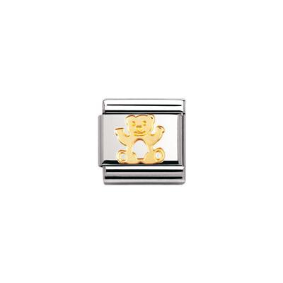 componibile unisex gioielli Nomination Composable 030112/11