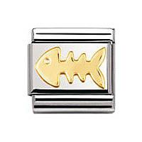 componibile unisex gioielli Nomination Composable 030113/09