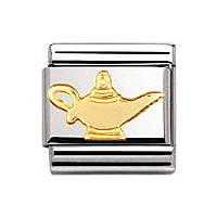componibile unisex gioielli Nomination Composable 030115/07