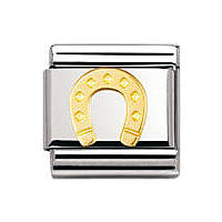 componibile unisex gioielli Nomination Composable 030115/08
