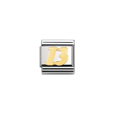 componibile unisex gioielli Nomination Composable 030115/09