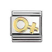 componibile unisex gioielli Nomination Composable 030116/04