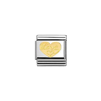 componibile unisex gioielli Nomination Composable 030116/11