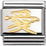 componibile unisex gioielli Nomination Composable 030120/02