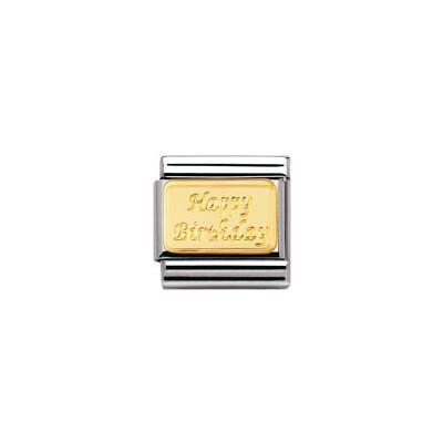 componibile unisex gioielli Nomination Composable 030121/09