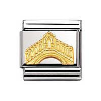 componibile unisex gioielli Nomination Composable 030123/26