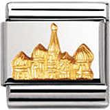 componibile unisex gioielli Nomination Composable 030123/33