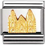 componibile unisex gioielli Nomination Composable 030123/45