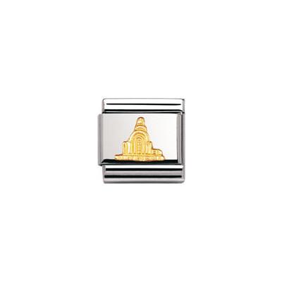 componibile unisex gioielli Nomination Composable 030123/46