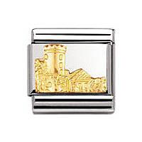 componibile unisex gioielli Nomination Composable 030126/23