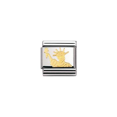 componibile unisex gioielli Nomination Composable 030128/08