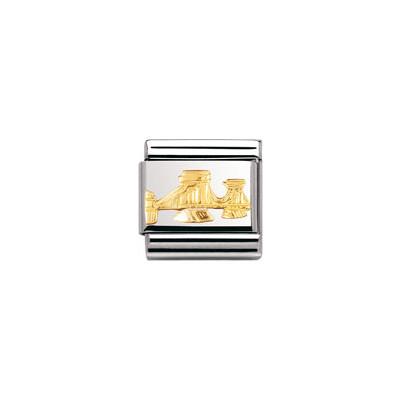 componibile unisex gioielli Nomination Composable 030143/02