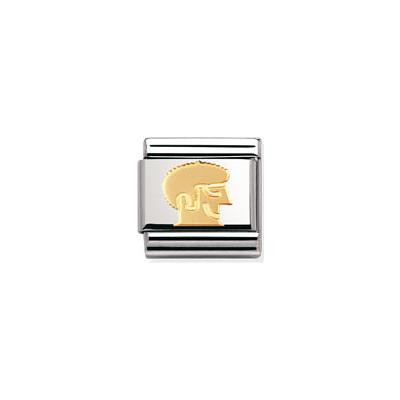 componibile unisex gioielli Nomination Composable 030148/04